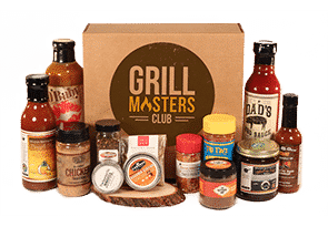 Monthly BBQ Subscription Box