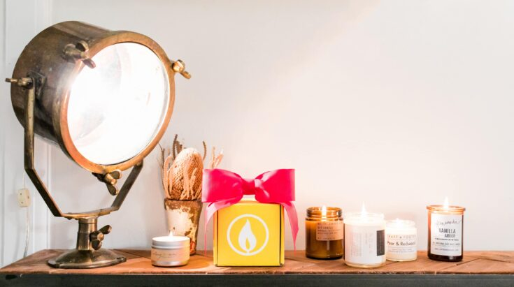 Vellabox // The Artisan Candle Subscription Box