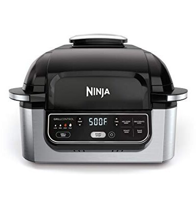 Ninja Foodi Grill Review