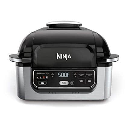 Ninja Foodi Grill Review