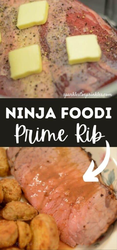 ninja foodi prime rib