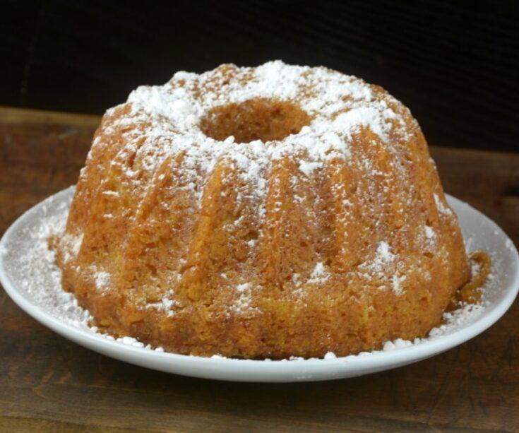 7-UP Instant Pot Cake