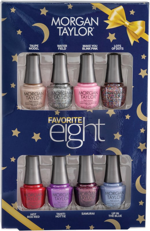 Morgan Taylor Favorite Eight | Ulta Beauty