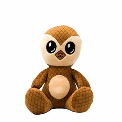 "Java The Pangolin - 8"" Plush, Stuffed Animal Eco-Friendly, Portion of Every Sale Donated"