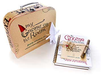 "My Gnome On The Roam"" Adventure Childrens Book Kit - Traveling Adventure Gnome - an Adventure for The Whole Family"