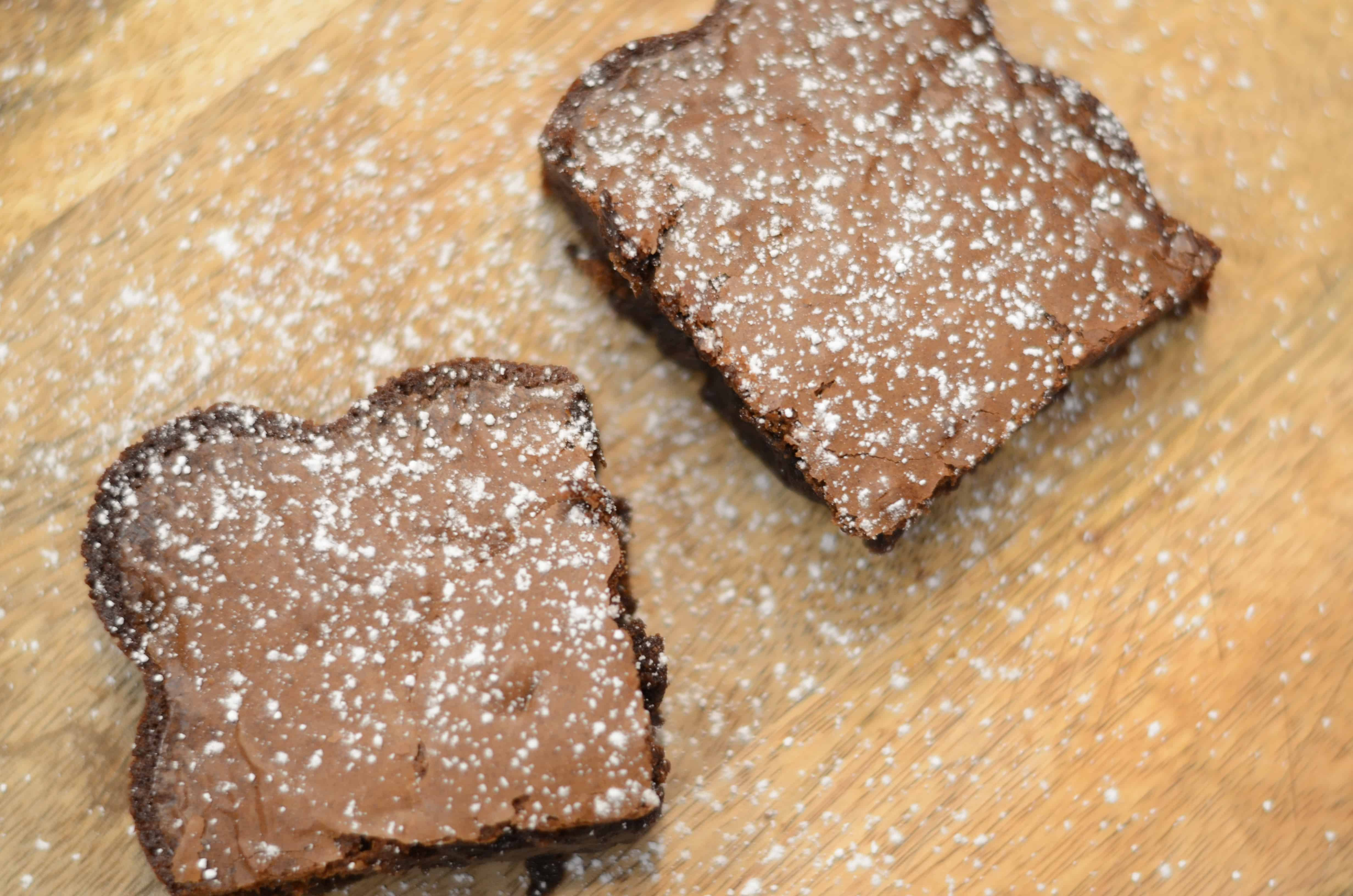 Instant Vortex Plus Air Fryer Boxed Brownies