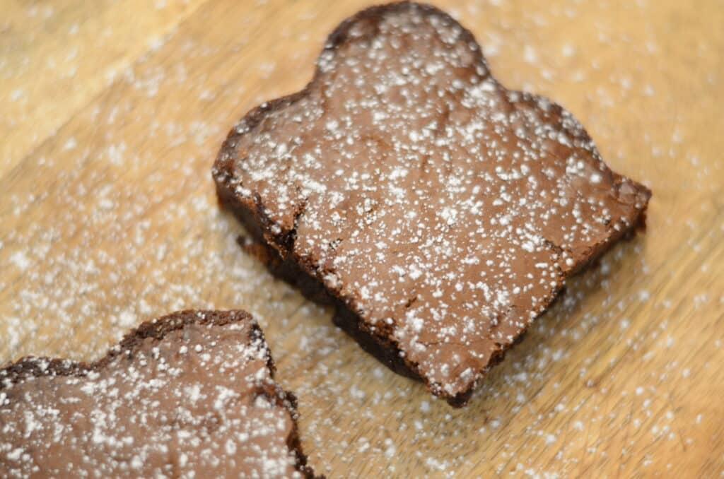 instant vortex plus air fryer boxed brownies