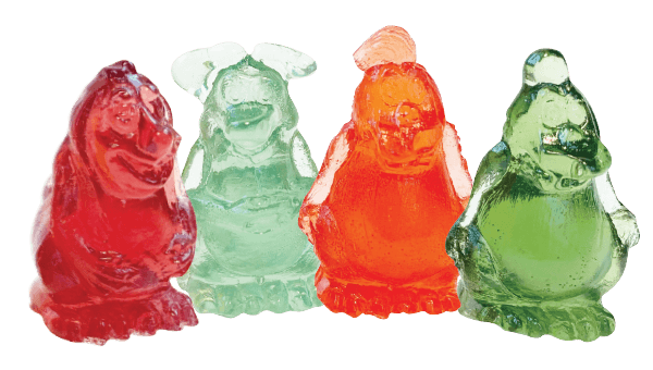 Gummies - Yowie World