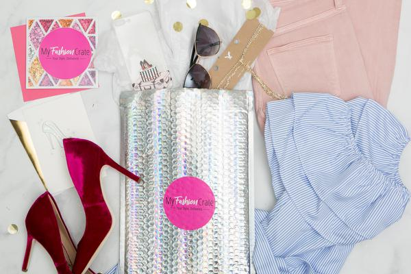 My Fashion Crate Subscription for Boutique Style Clothing & Accessories