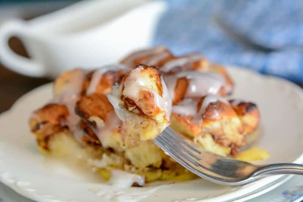 ninja foodi french toast casserole