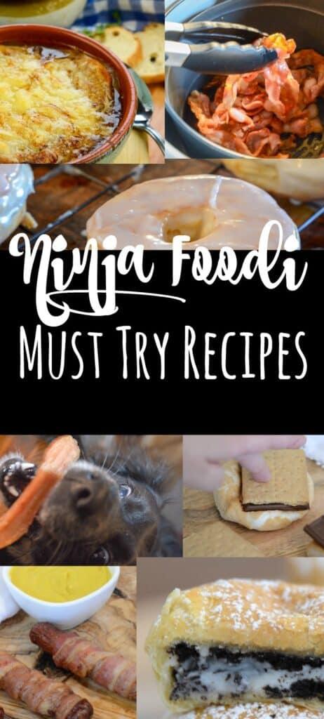 Ninja Foodi Must Try Recipes