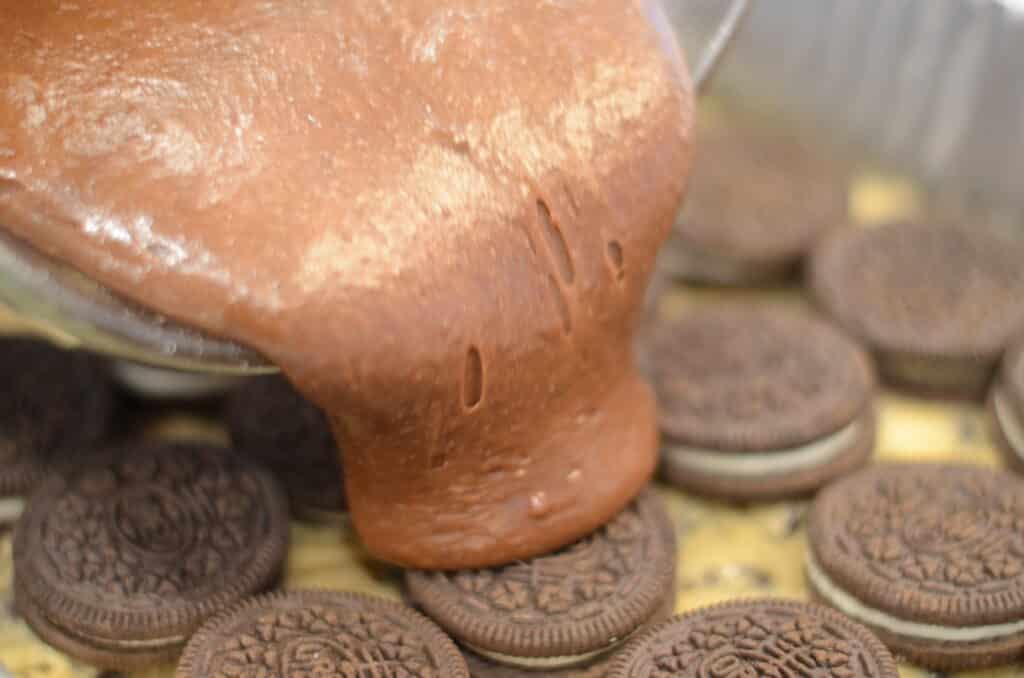 Easy Slutty Brownies