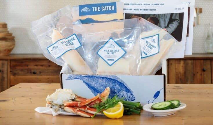 Wild Alaskan Seafood, Delivered