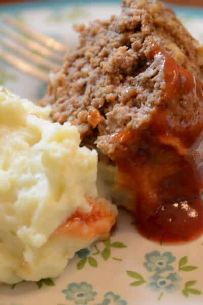 Instant Pot Instant Pot Meatloaf and Mashed Potatoes