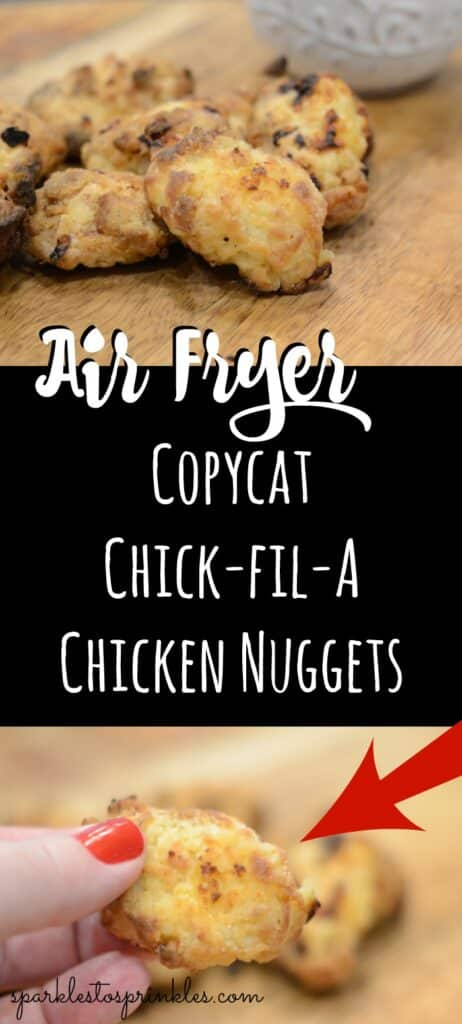 air fryer Copycat Chick-fil-A Chicken Nuggets (1)