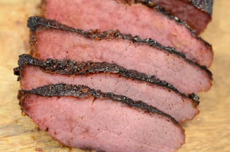 Air Fryer Corned Beef