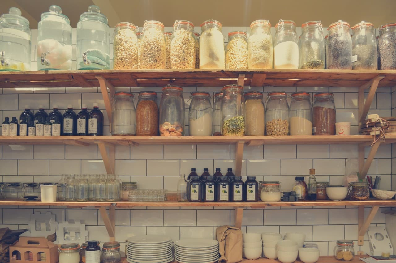 Stockpiling Your Pantry & Easy Pantry Recipes