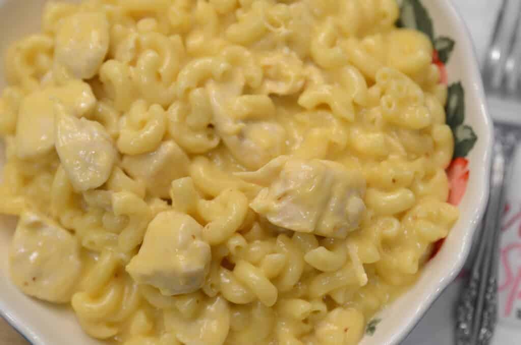 Instant Pot Chicken Mac & Cheese