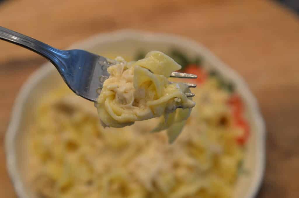 Instant Pot Olive Garden Chicken Pasta