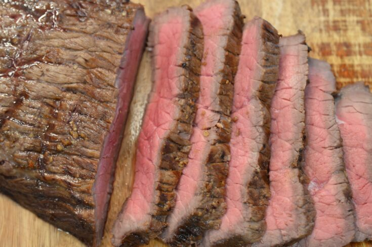 Ninja Foodi Grill Grilled London Broil