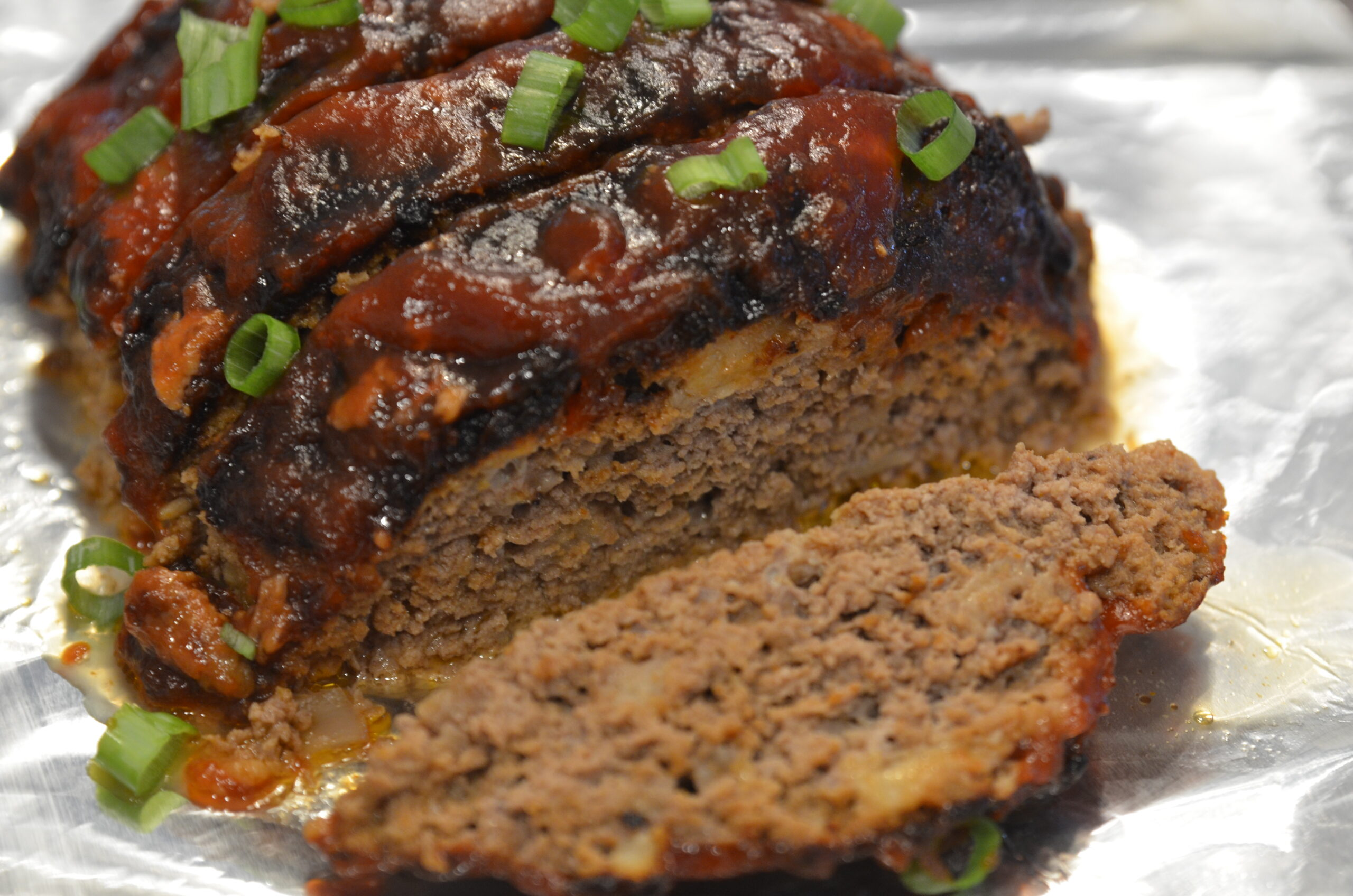 Air Fryer Meatloaf Sparkles To Sprinkles