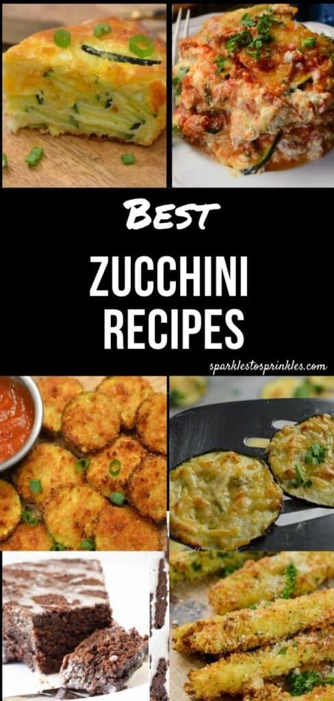 best zucchini recipes