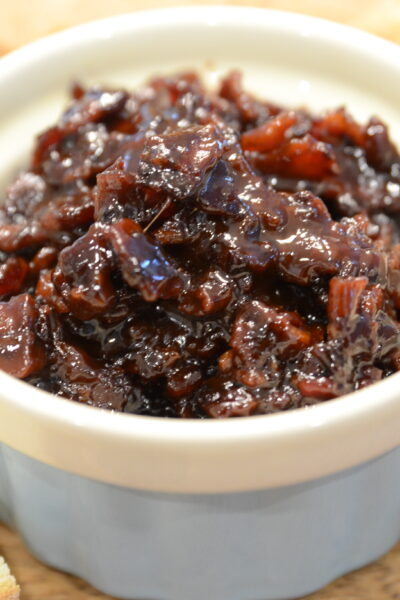 instant pot bacon jam