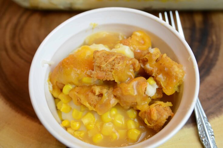 KFC Famous Bowl Casserole