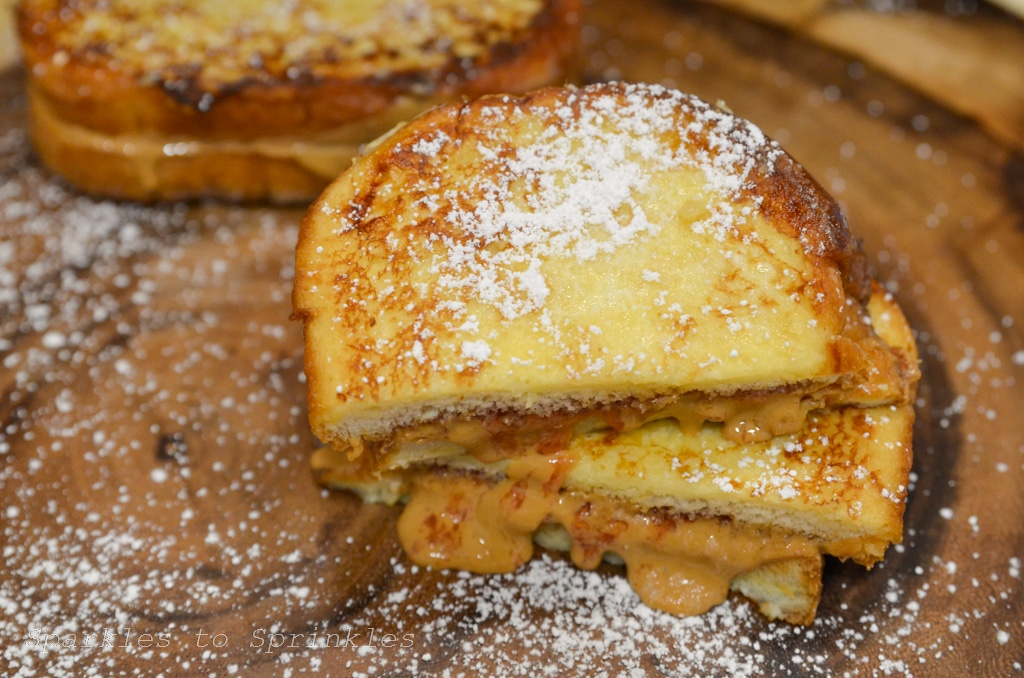 pb & j french toast
