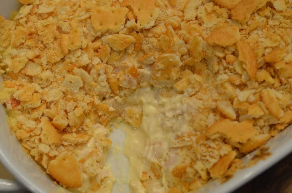 ritz chicken casserole