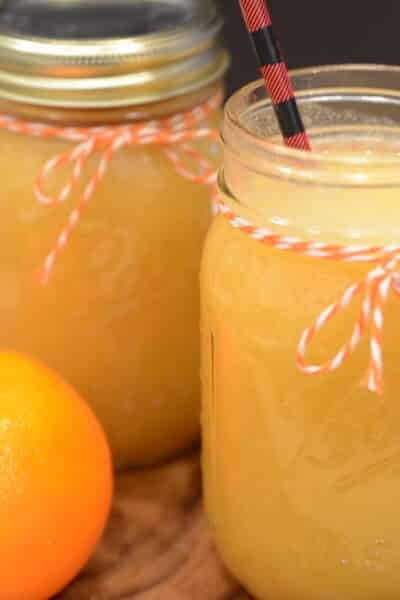 Instant Pot Creamsicle Moonshine