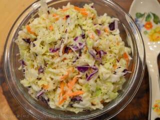 kfc coleslaw recipe