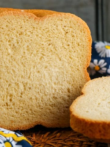 bread machine potato bread