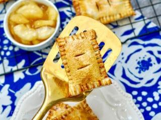 air fryer copycat mcdonalds apple pies