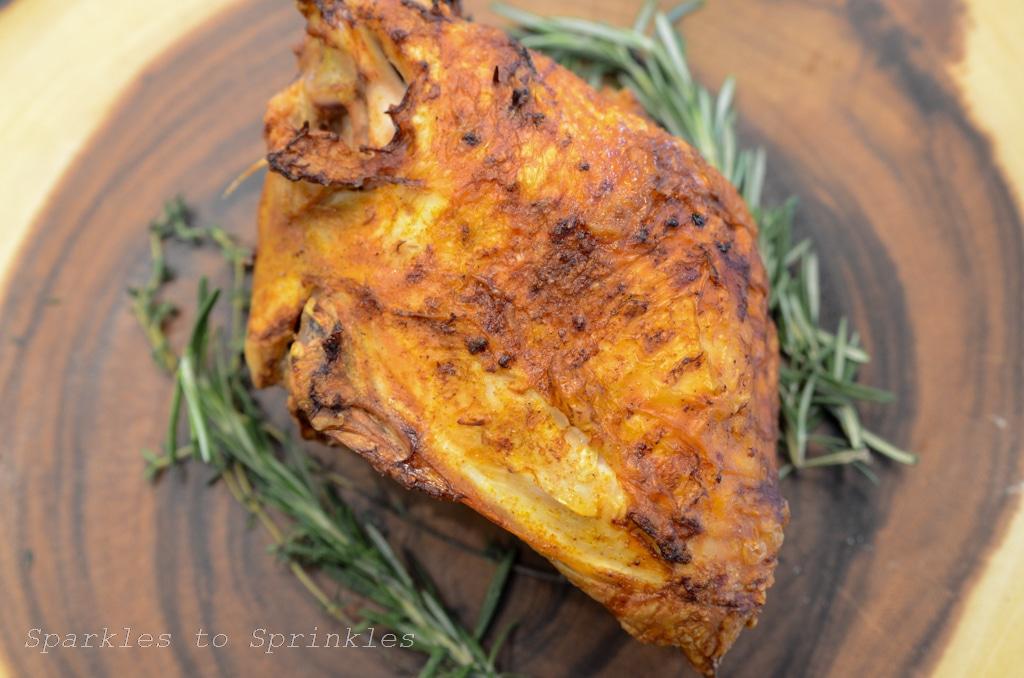 air fryer turkey breast
