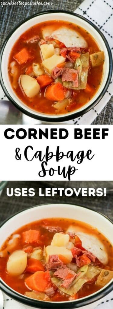 corned beef and cabbage soup pin