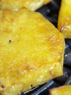grilled pineapple