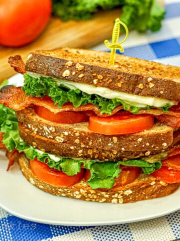 air fryer blt
