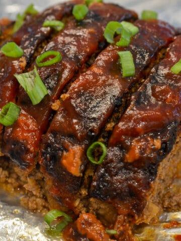 ninja foodi grill meatloaf