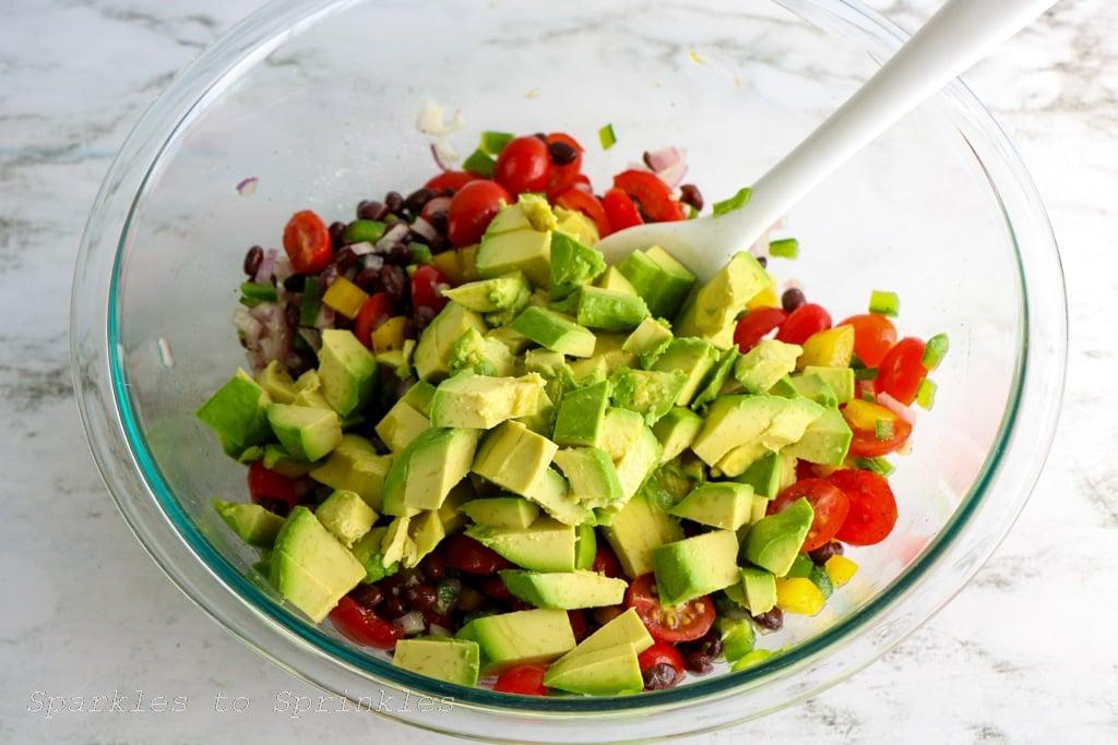 Guacamole Salad
