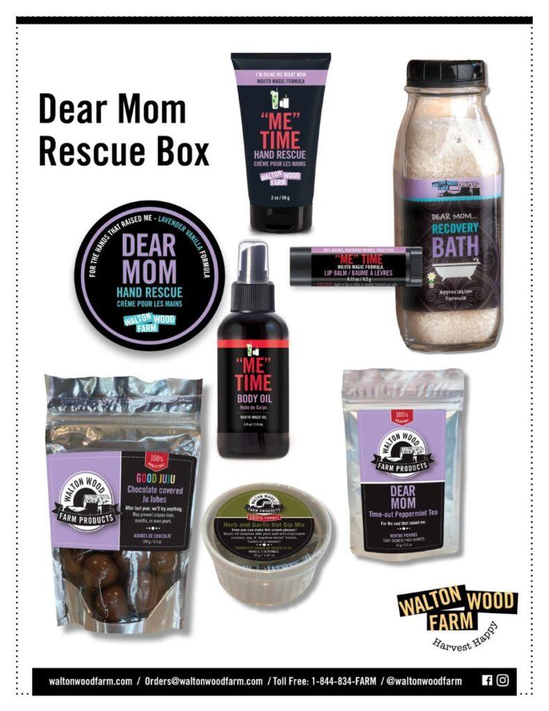 dear mom rescue box