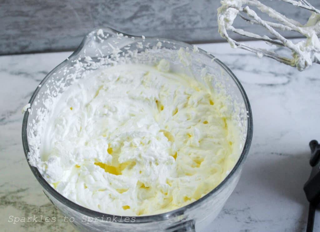 make whipped cream