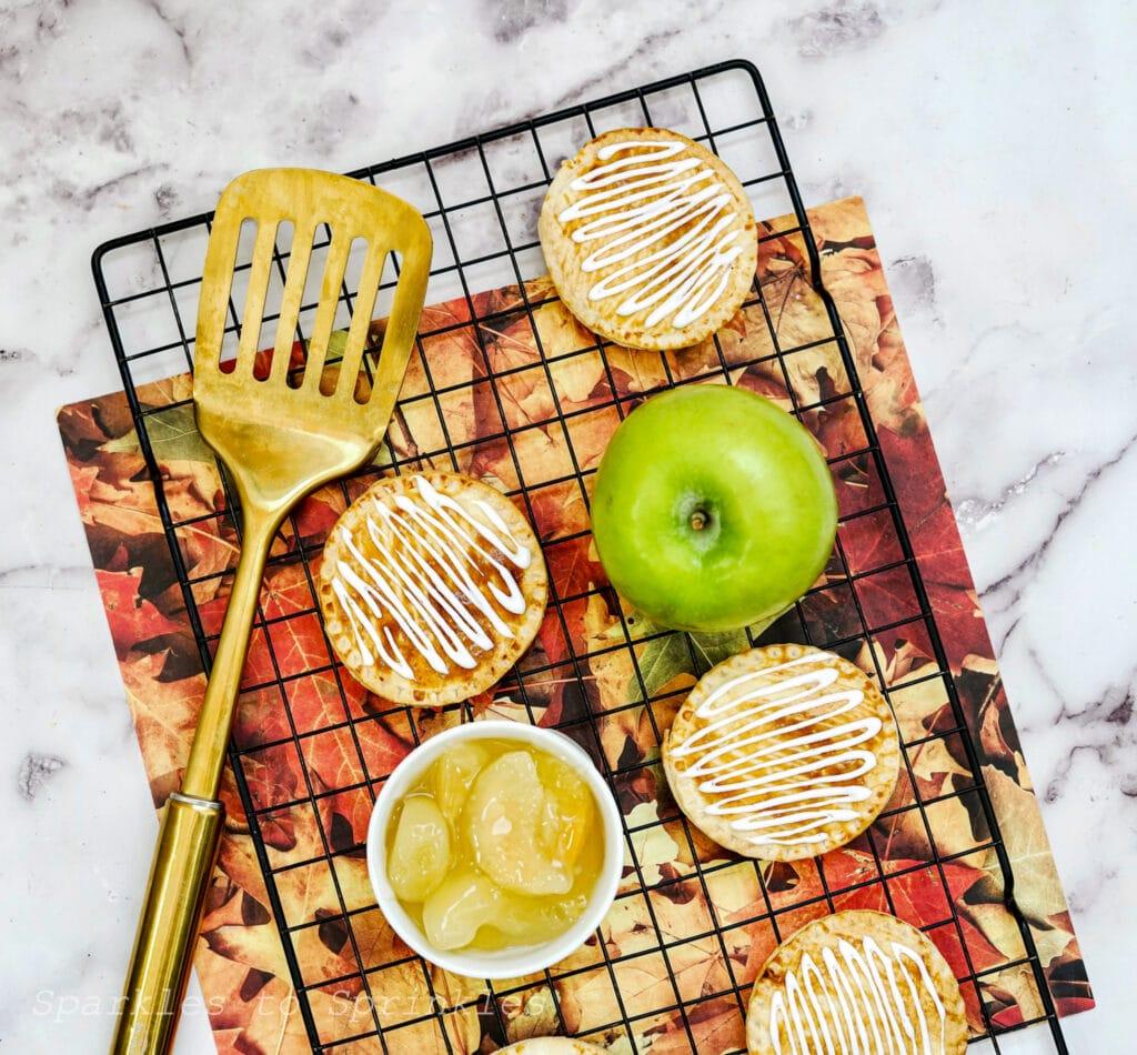 Air Fryer Apple Hand Pies