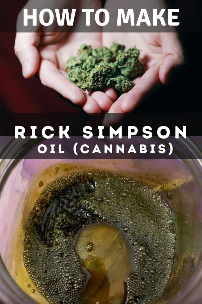 rick simpson oil pin