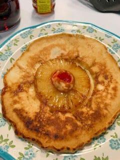 blackstone upseide down pancakes